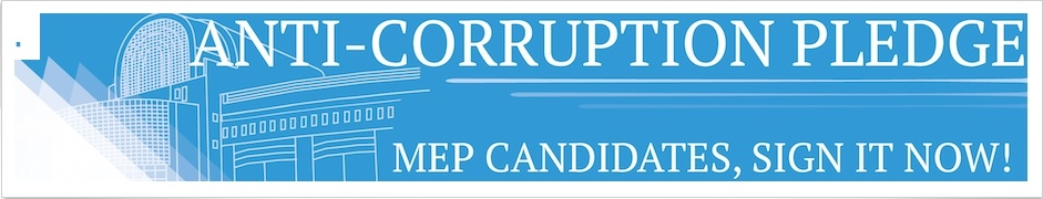 Transparency International calls on MEPs to embrace anti-corruption agenda