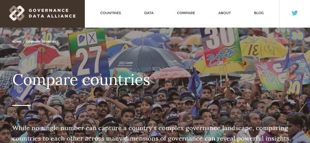 The Governance Data Alliance
