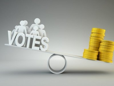 Financing political campaigns