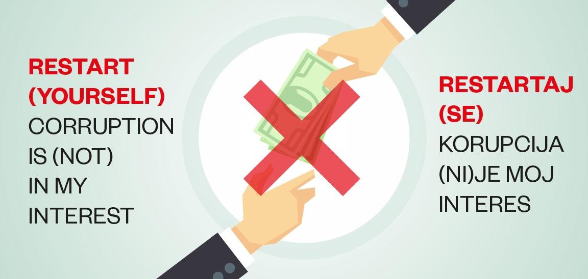 Međunarodni dan borbe protiv korupcije. Bez prevencije nema rezultata.